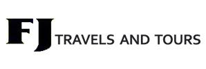 FJ Travel and Tours Logo