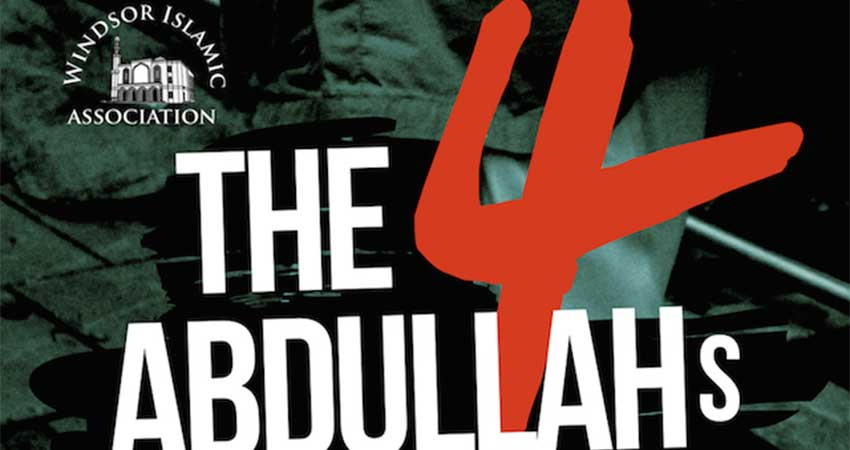 The 4 Abdullahs Youth Talk and Iftar