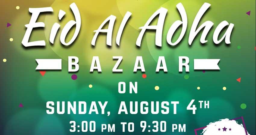 Eid Al Adha Bazaar