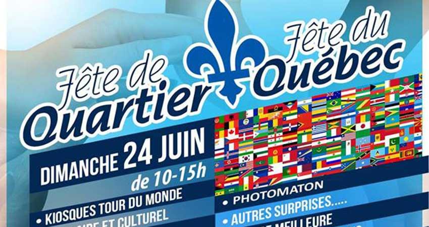 Fête de quartier - Centre Communautaire de Laurentien (CCL)