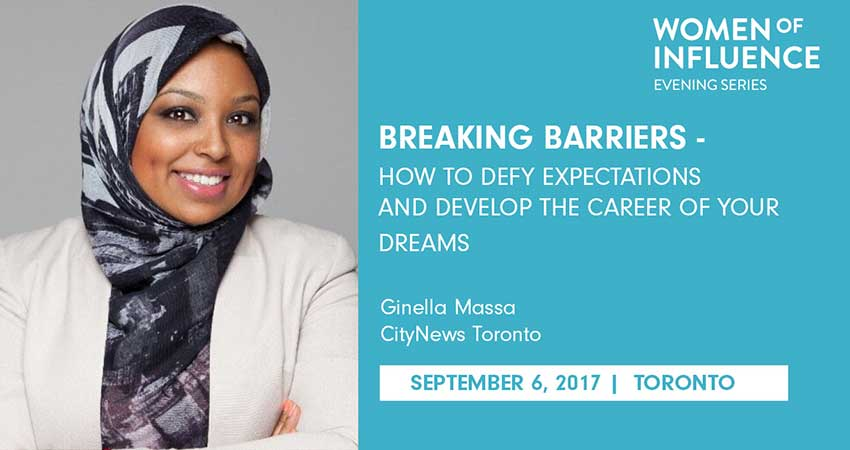 Breaking Barriers: How to Defy Expectations and Develop the Career of Your Dreams with Ginella Massa