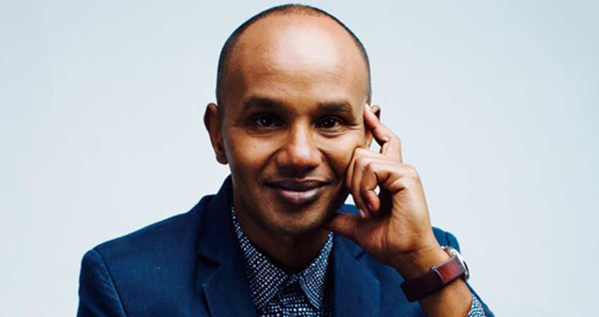 BookFest Windsor Storytelling with Somali Canadian Author Hassan Ghedi Santur