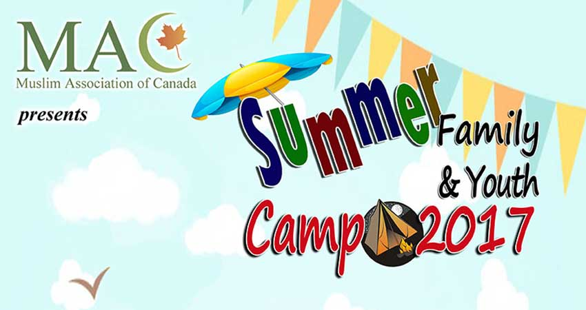 MAC Vancouver Summer Family & Youth Camp 2017