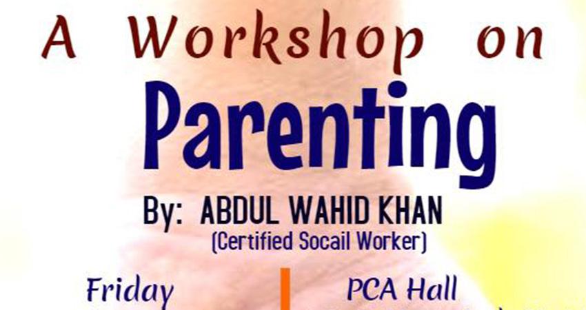 ICNA Parenting Workshop