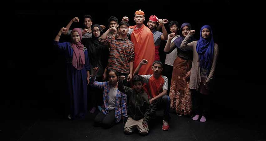 I Am Rohingya: Guelph Screening and Youth Workshop