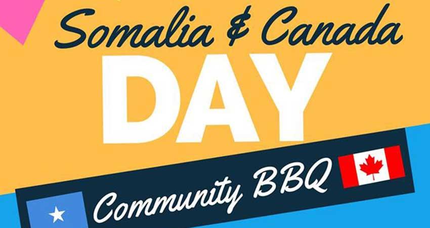 Somalia and Canada Day BBQ