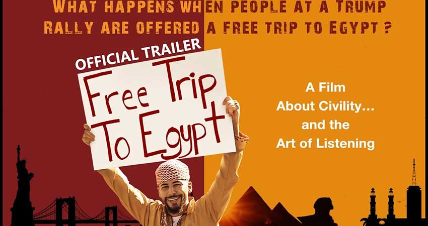 Documentary Screening: Free Trip to Egypt