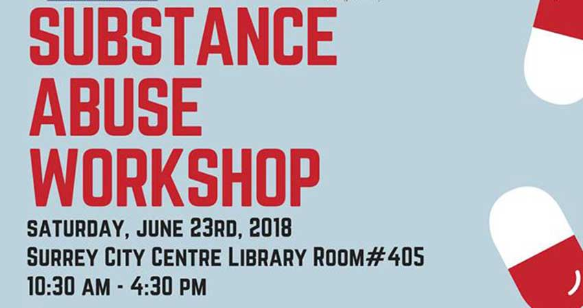 Muslim Food Bank and Community Services Substance Abuse Workshop For Family