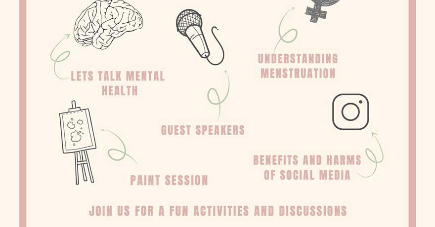 Ar-Rashaad Centre Brampton - Sisters Only: Highschool Girls Talk