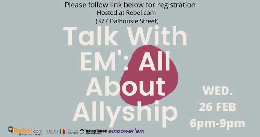 Empowerem Talk With Em All About Allyship