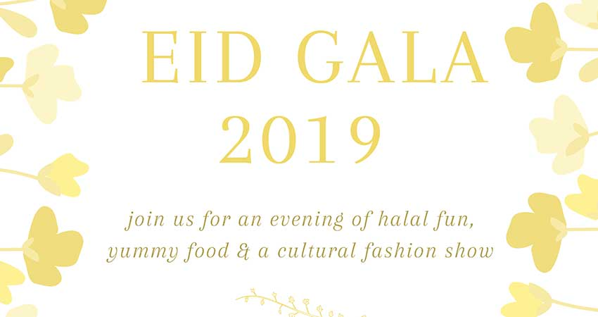 AMA Eid Gala for Ladies