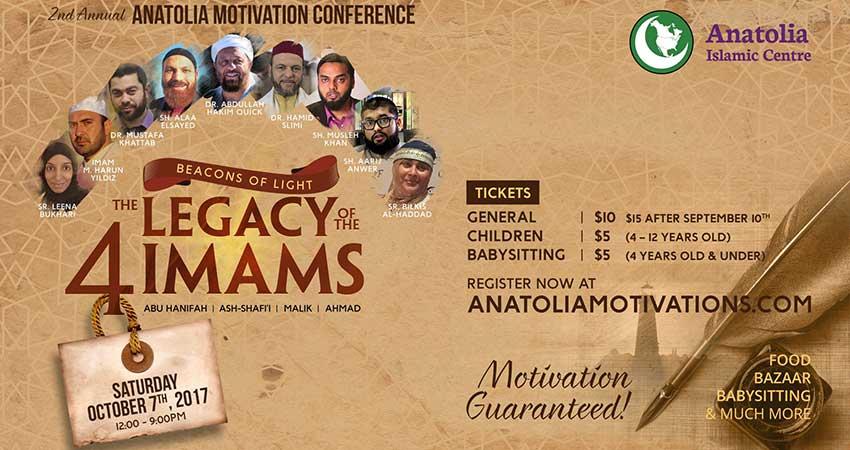 Anatolia Motivation Conference 2017