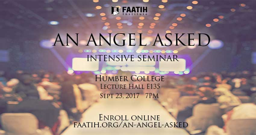 Faatih Institute An Angel Asked