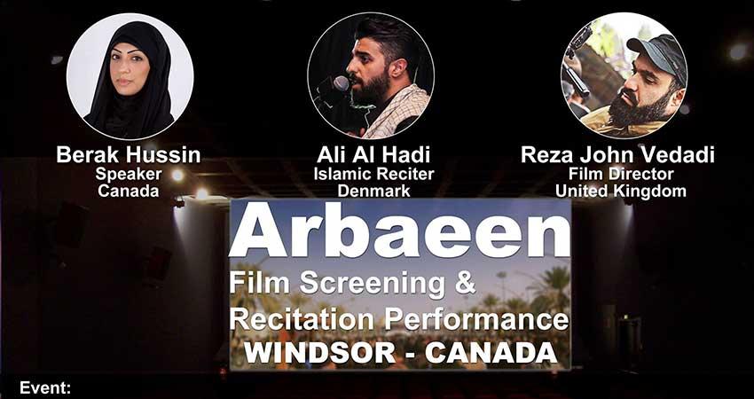 Film Screening: Arbaeen