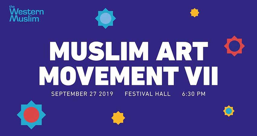 The Western Muslim Initiative Muslim Art Movement VII