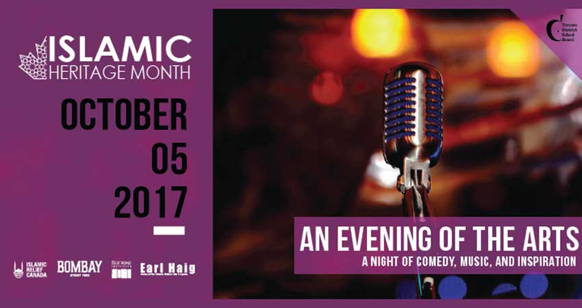 An Evening of the Arts: A Night of Comedy, Music, and Inspiration