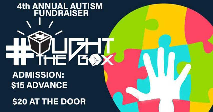 OughtTheBox 4th Annual Autism Fundraiser
