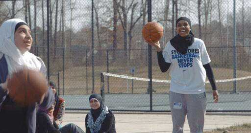 Regent Park Film Festival Life Without Basketball with Bilqis Abdul-Qaadir
