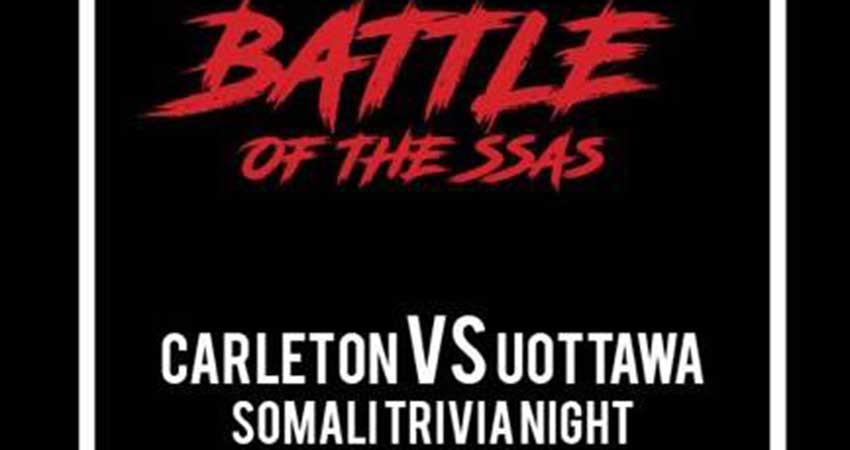 Battle of the Somali Students Associations