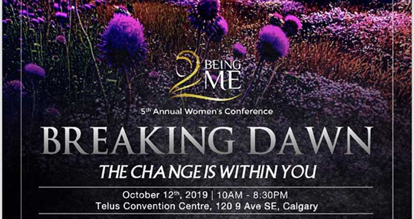 Being ME - Muslimah Empowered Calgary Conference 2019