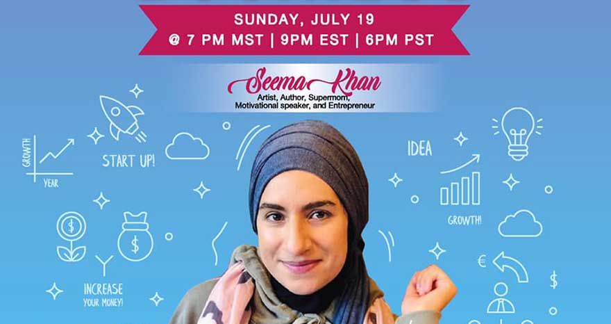 ONLINE Being ME Muslimah Empowered Toronto Tips on Starting Your Own Business
