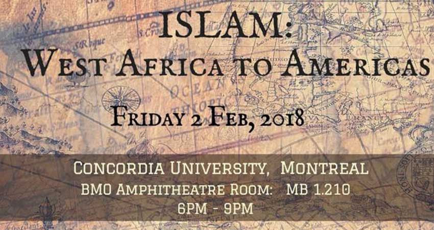 Seminar - Black History: From Islamic West Africa to the Americas