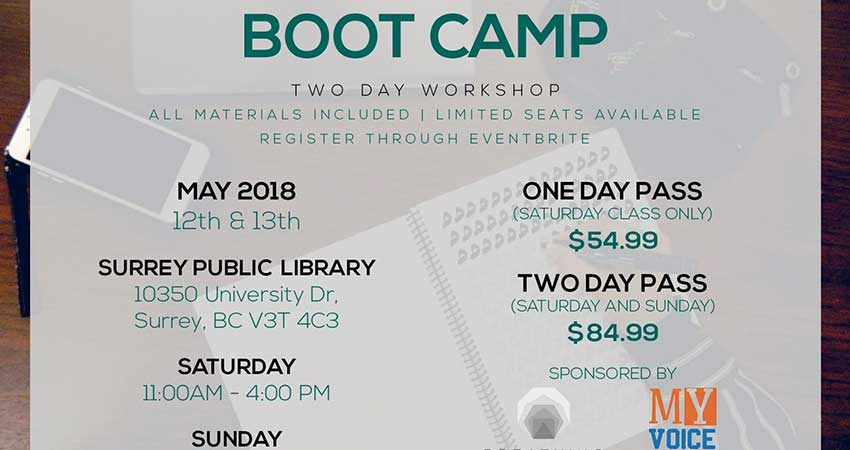 Arabic Calligraphy BOOT CAMP