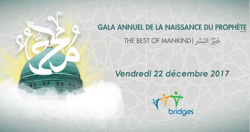 Gala annuel de la naissance du Prophète (saws)