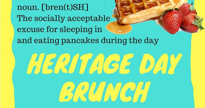 MAC Heritage Day Brunch