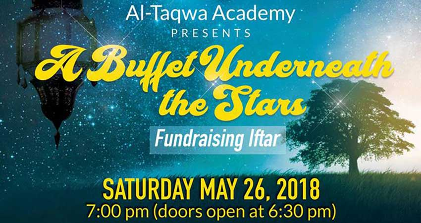 Al-Taqwa Academy A Buffet Underneath the Stars