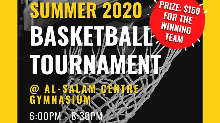 MAC Calgary Brothers Basketball Tournament (Register Team by August 14)