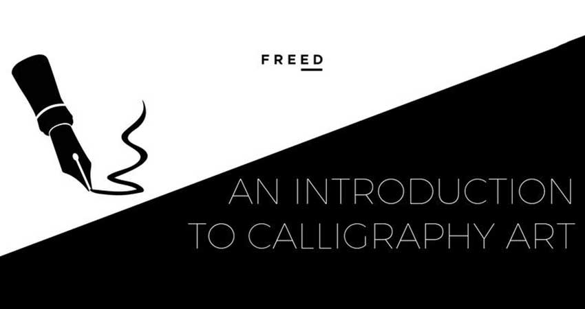 An Introduction to Calligraphy Art