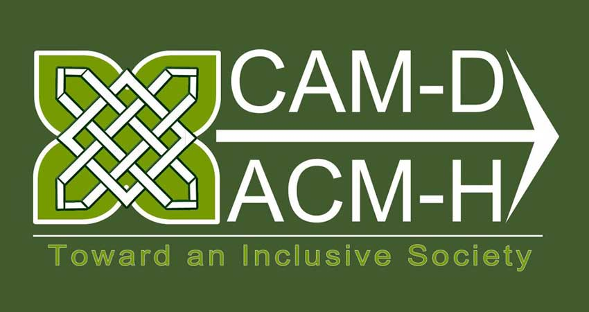 CAM-D Ottawa/DEEN Support Services Sunday Drop-In Activity Program for People with Disabilities
