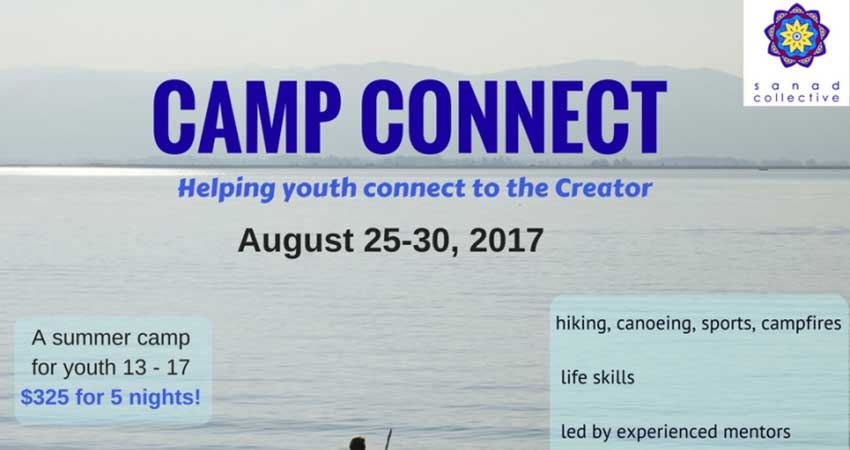 Sanad Collective Camp Connect: Youth Mentorship Camp
