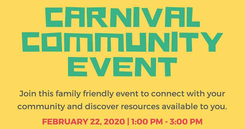 The Calgary Bridge Foundation for Youth Carnival Community Event