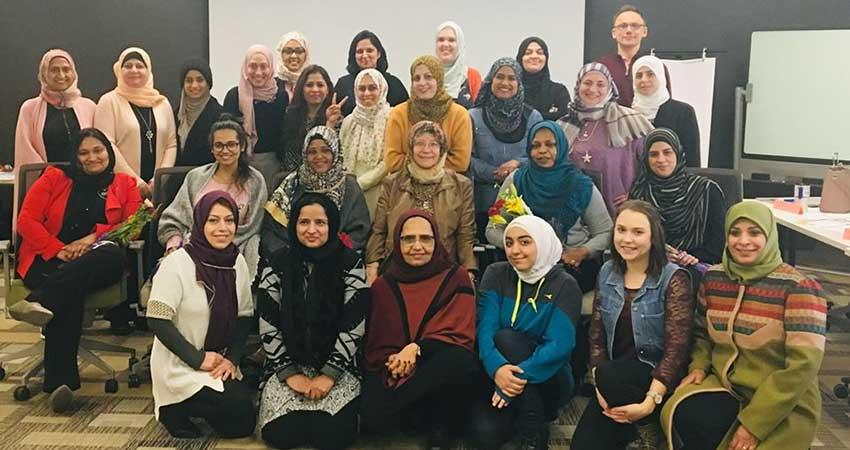 Coalition of Muslim Women Kitchener Waterloo Annual General Meeting 2020