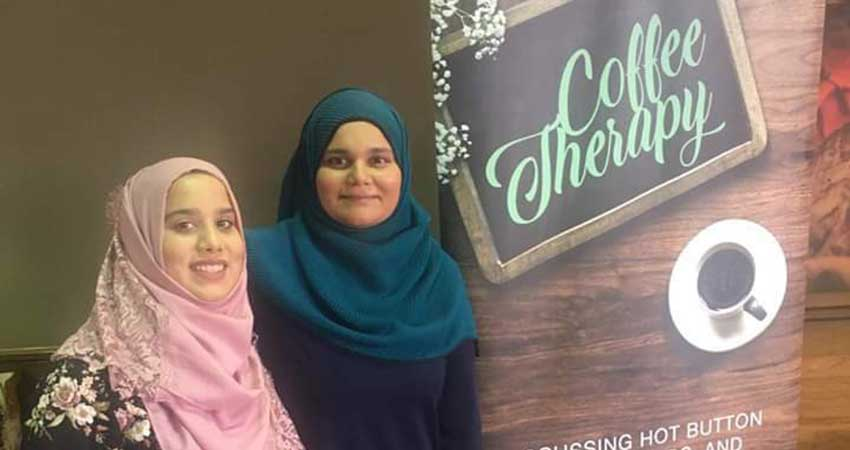 Being ME Muslimah Empowered Toronto Coffee Therapy Pressure Points In Your Child's Education