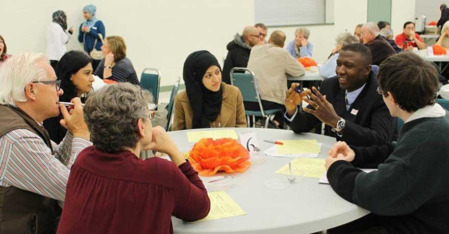 A Common Word Alberta Christian Muslim Dialogue Intergenerational Change