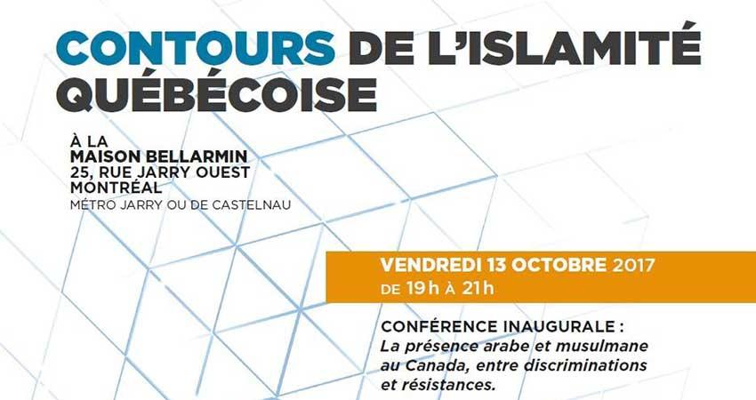 Contours de l'islamité québécoise