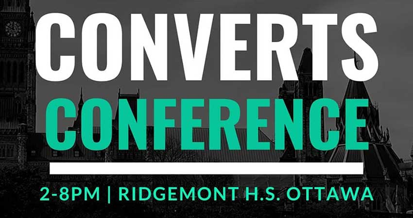 Converts For Unity Conference