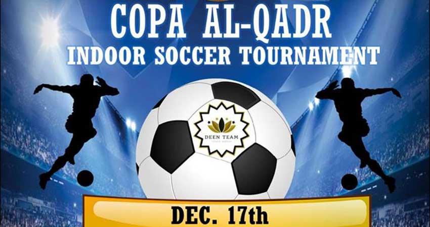 Copa Al-Qadr Indoor Soccer Tournament