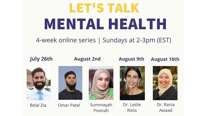 ONLINE DawaNet Let's Talk Mental Health