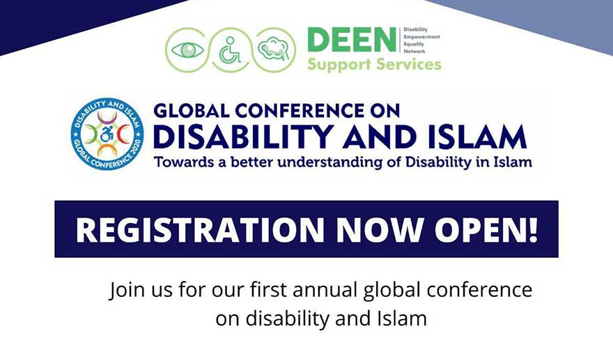 ONLINE Deen Support Services Global Conference on Disability and Islam