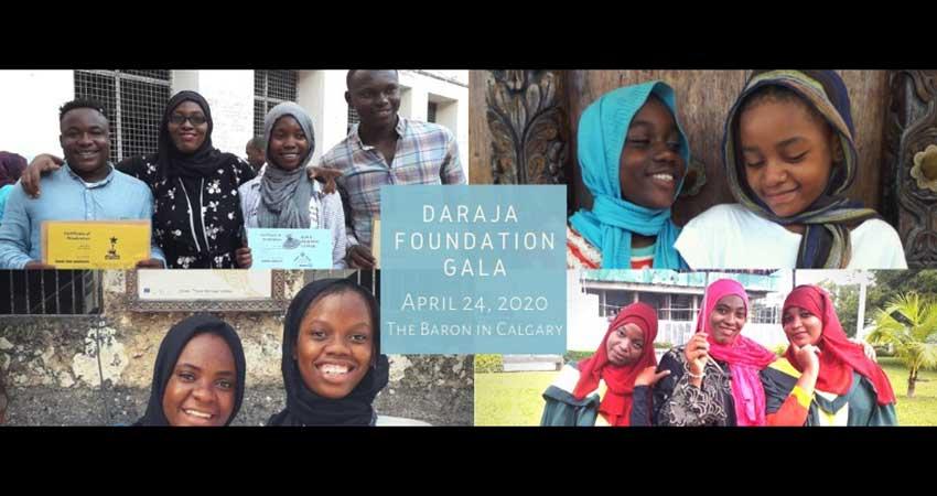 Daraja Foundation Gala