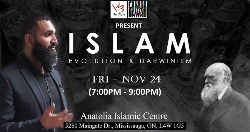 Islam, Evolution and Darwinism