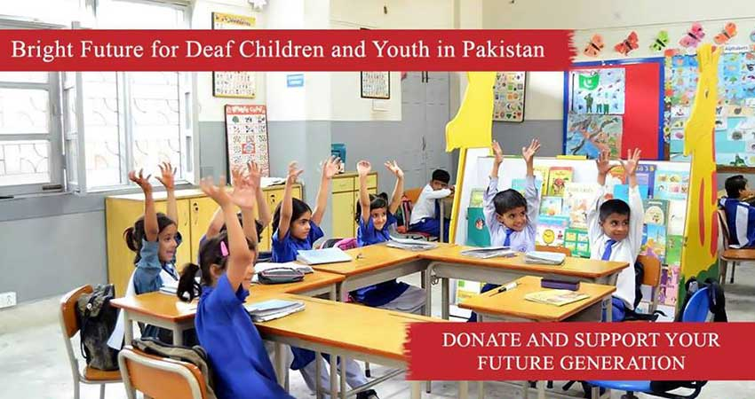 Human Concern International Fundraising Dinner to Support the Deaf Children in Pakistan