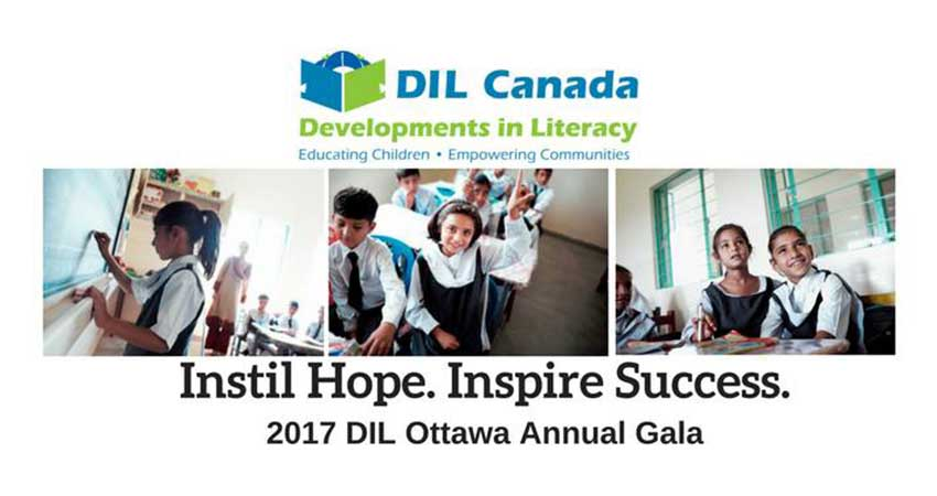 2017 DIL Ottawa Annual Gala for Education in Pakistan