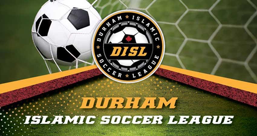 Durham Islamic Soccer League 2018 - In Person Registration