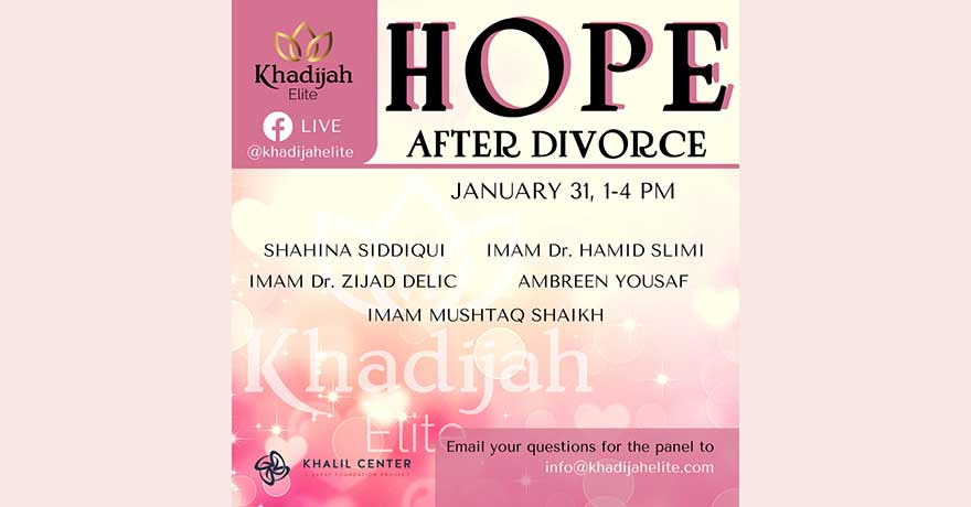 ONLINE Khadijah Elite Hope After Divorce