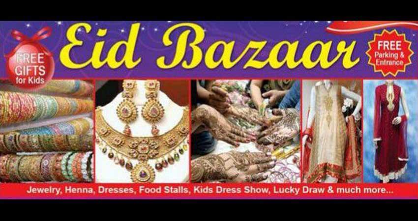 Eid Bazaar in Mississauga